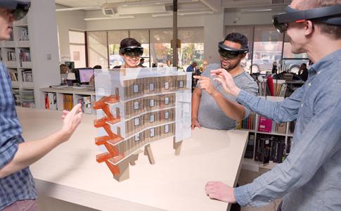 Virtual reality glasses - Очки виртуальной реальности.